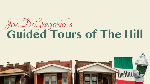 Joe Degregorio's Guided Tours of The Hill